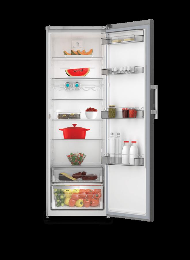 Grundig GSN 10730 XN koelkast RvS