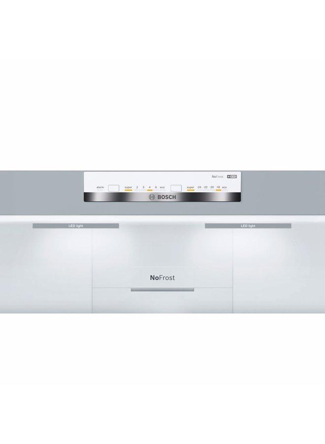 Bosch KGN864IFA koelvriescombinatie 86 cm XXL