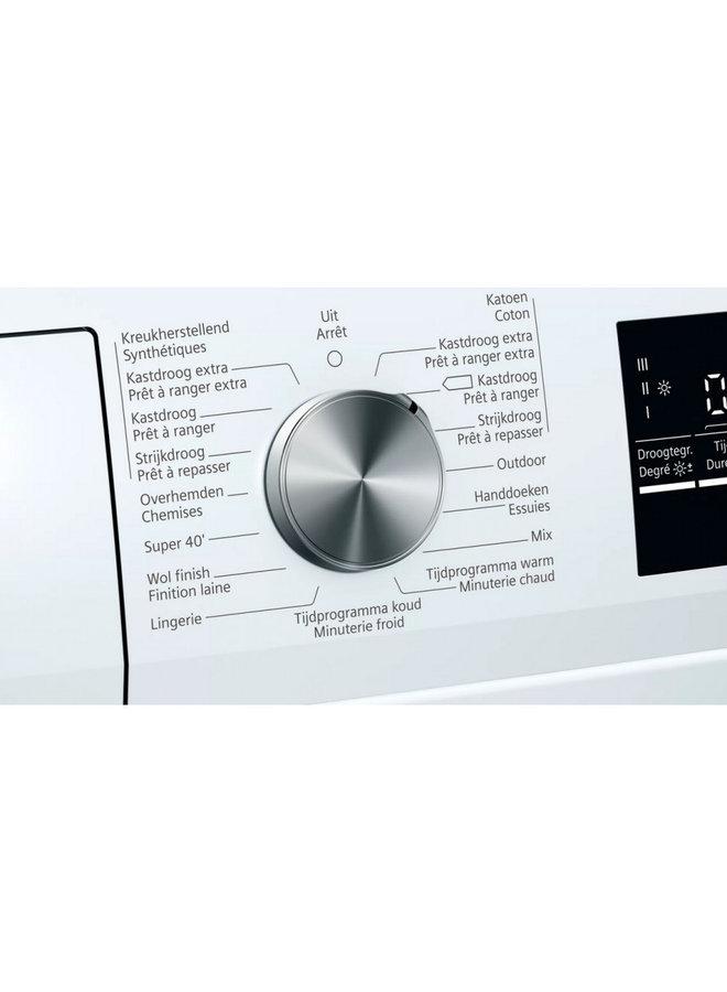 Siemens WT45RT40FG warmtepompdroger  8 kg