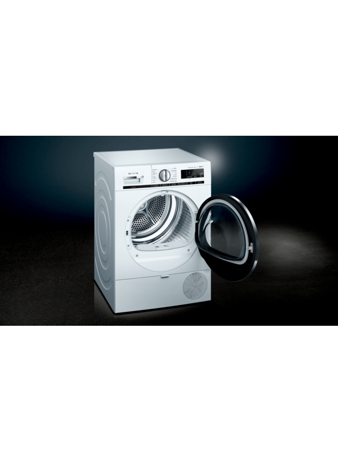 Siemens WT48XM40FG warmtepompdroger 9 kg  A+++