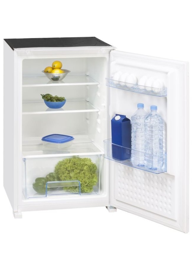 Exquisit EKS 145-11 RVA inbouw koelkast 88 cm