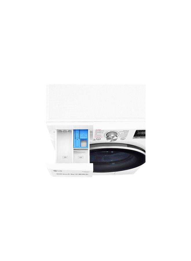 LG V7WD906 wasdroogcombinatie
