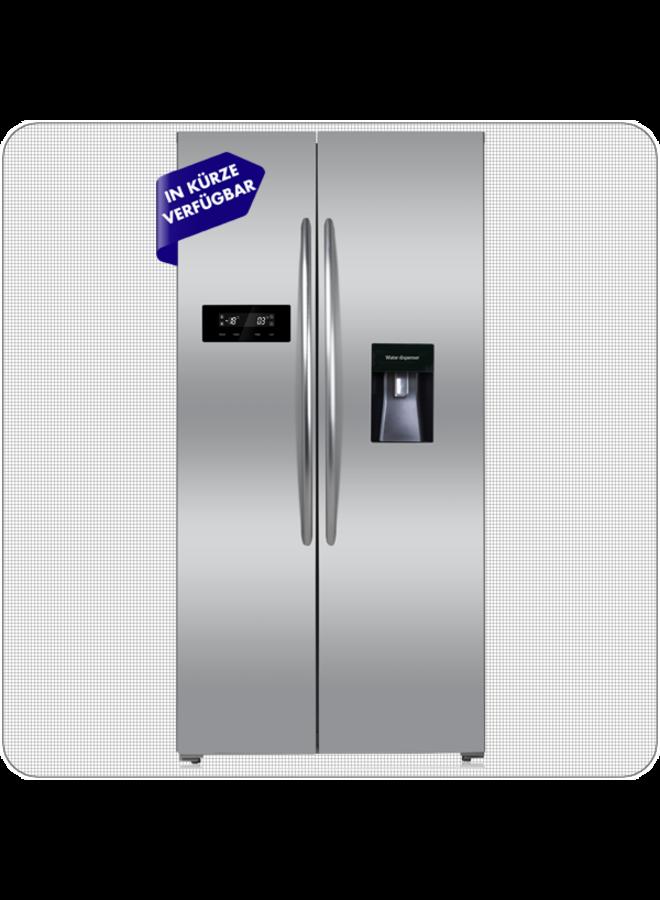 PKM SBS432 NFDWD IX Amerikaanse koelkast