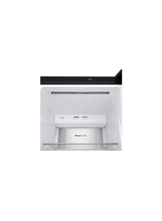 LG GSJ961MCCZ Amerikaanse koelkast zwart