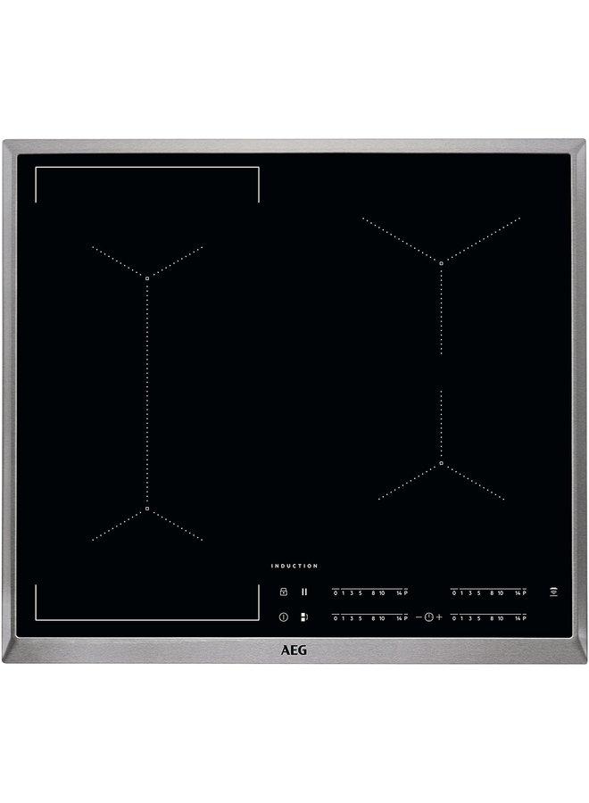 AEG IKE64441XB inbouw inductie kookplaat 60 cm