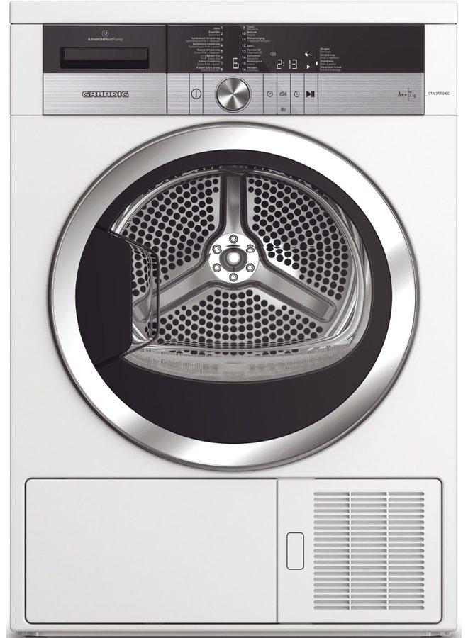 Grundig GTN37250GC warmtepompdroger