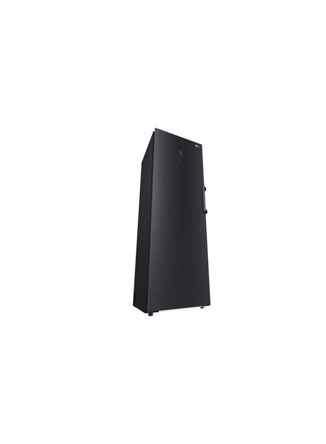 LG GFM61MCCSF Nofrost vrieskast  Mat Zwart