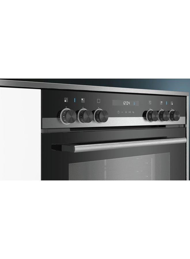 Siemens EQ521WA0V inbouw oven met kookplaat