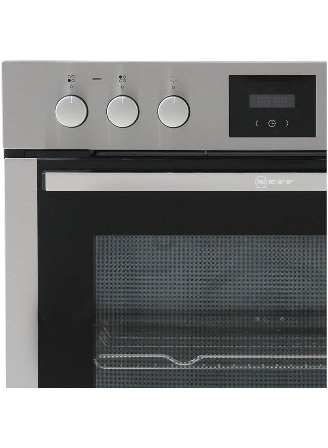 Neff XED4422A inbouw oven set keramische kookplaat