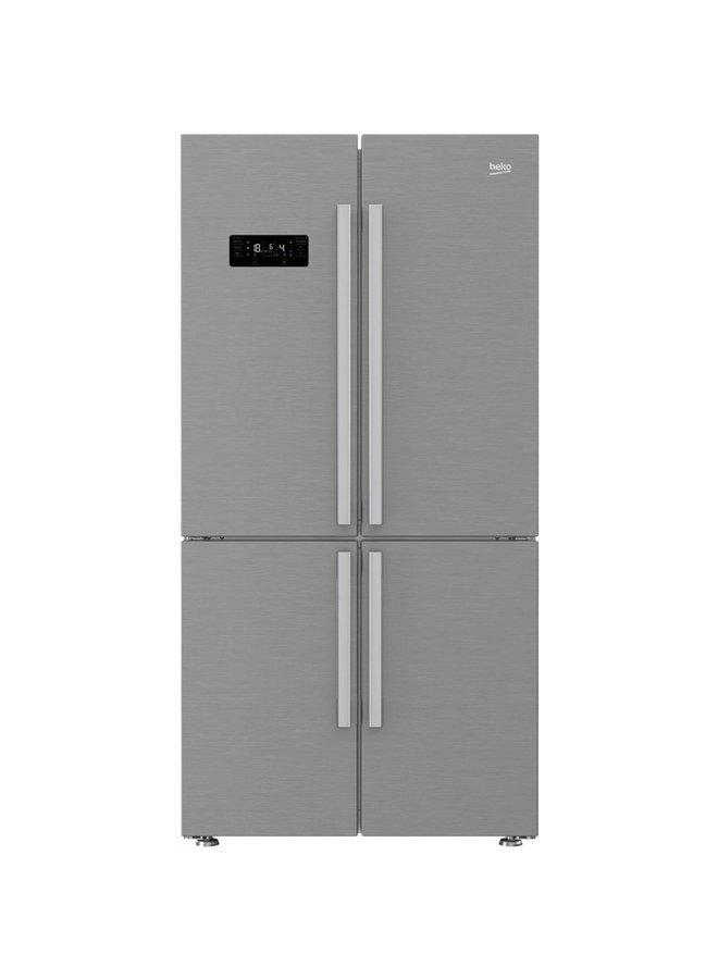 Beko GN1416231JX Amerikaanse koelkast