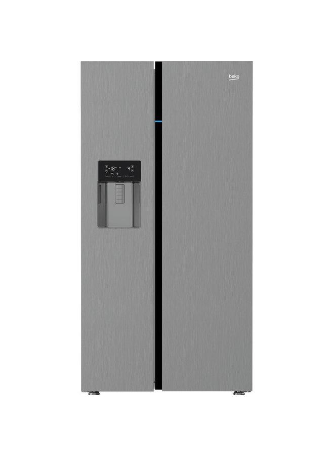 Beko GN162333ZX  Amerikaanse koelkast