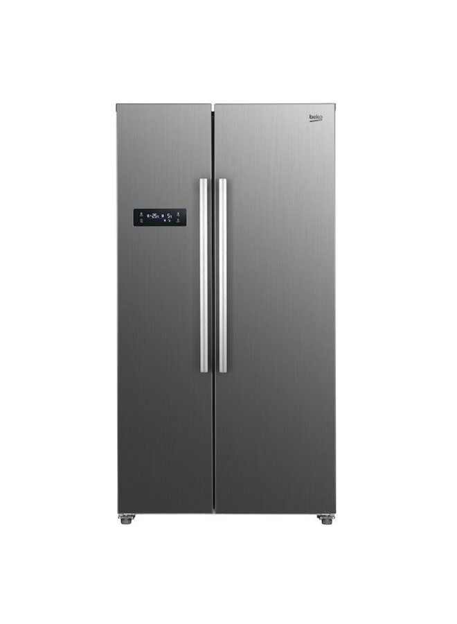 Beko GNO5231XP  Amerikaanse koelkast