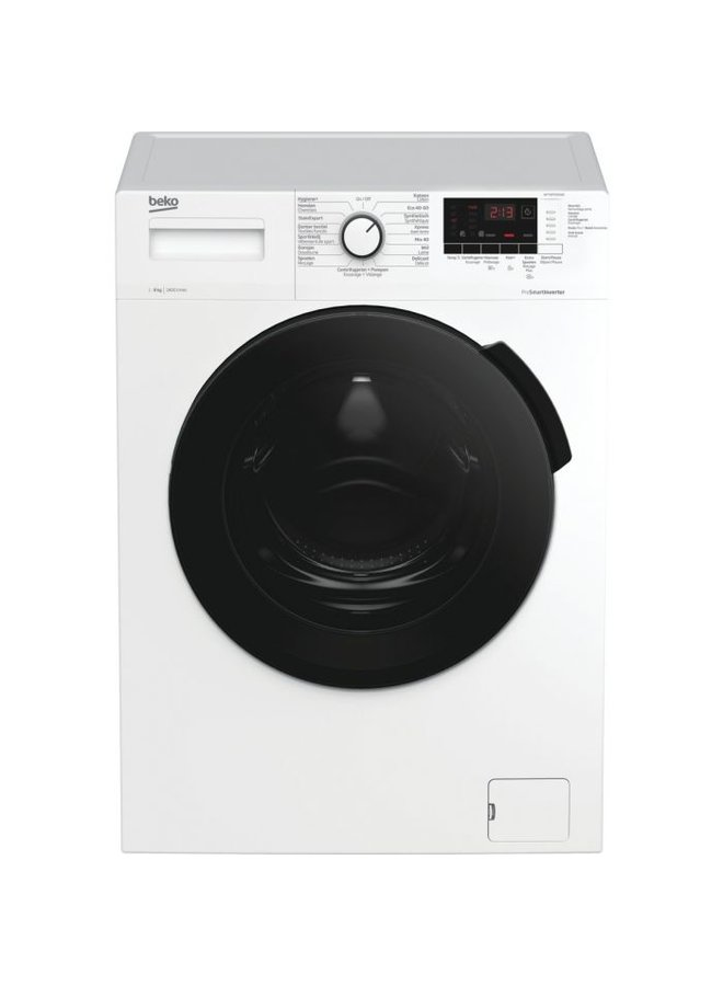BEKO WTV8725XCW1 wasmachine 8 kg
