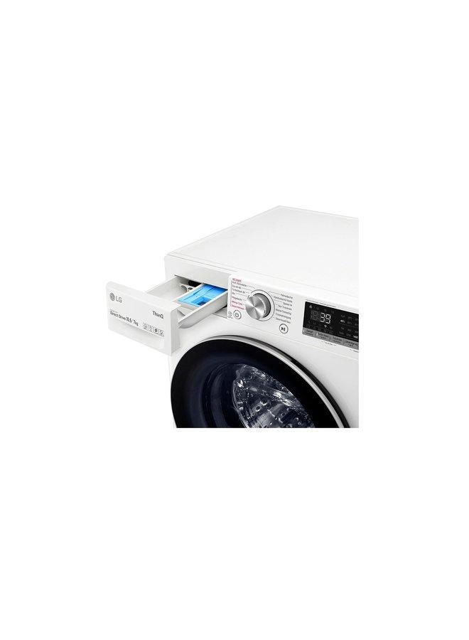LG V7WD107H2E wasdroogcombinatie 10.5  7 kg