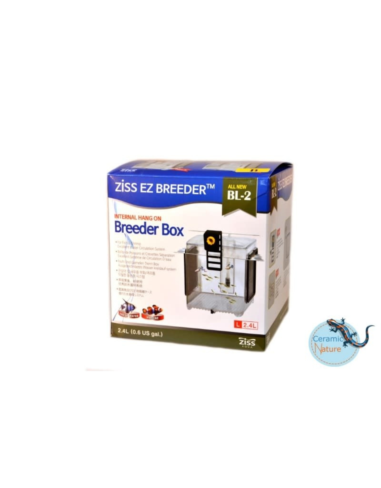 Ziss Breeding box BL-2 - Perfect for breeding fish and shrimp
