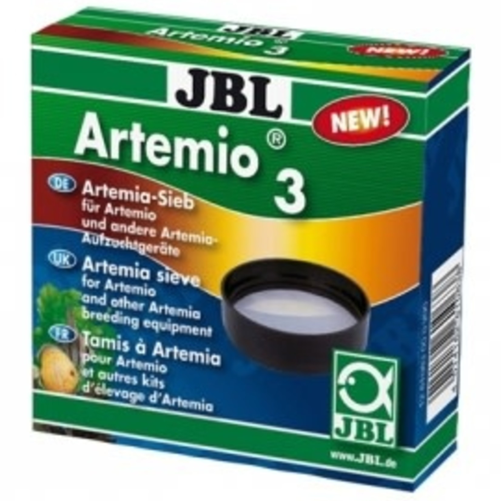 JBL ARTEMIO 3 JBL tamis