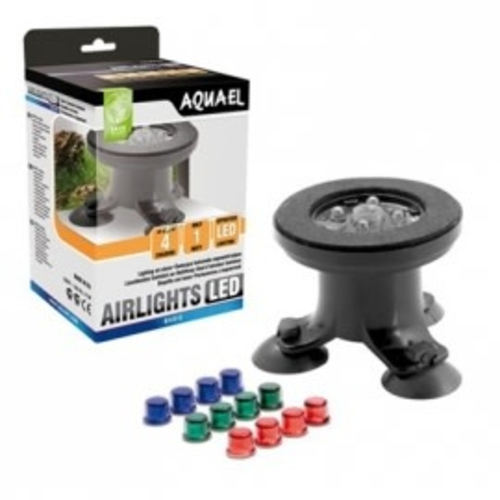 AquaEl AIRLIGHTS diffuseur LED multi couleur AQUAEL