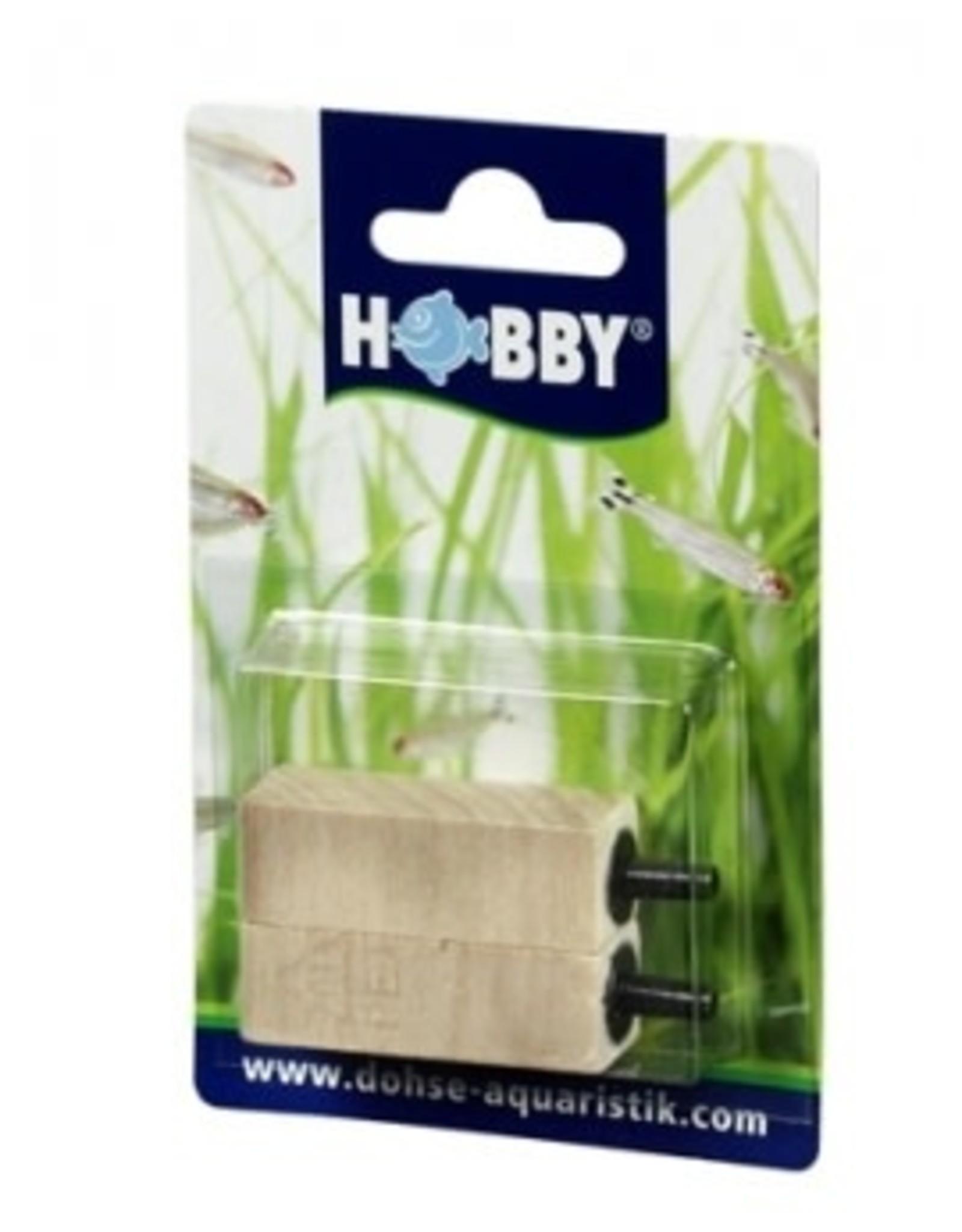 Hobby Diffuseur BOIS (2pc) 45x15x15mm