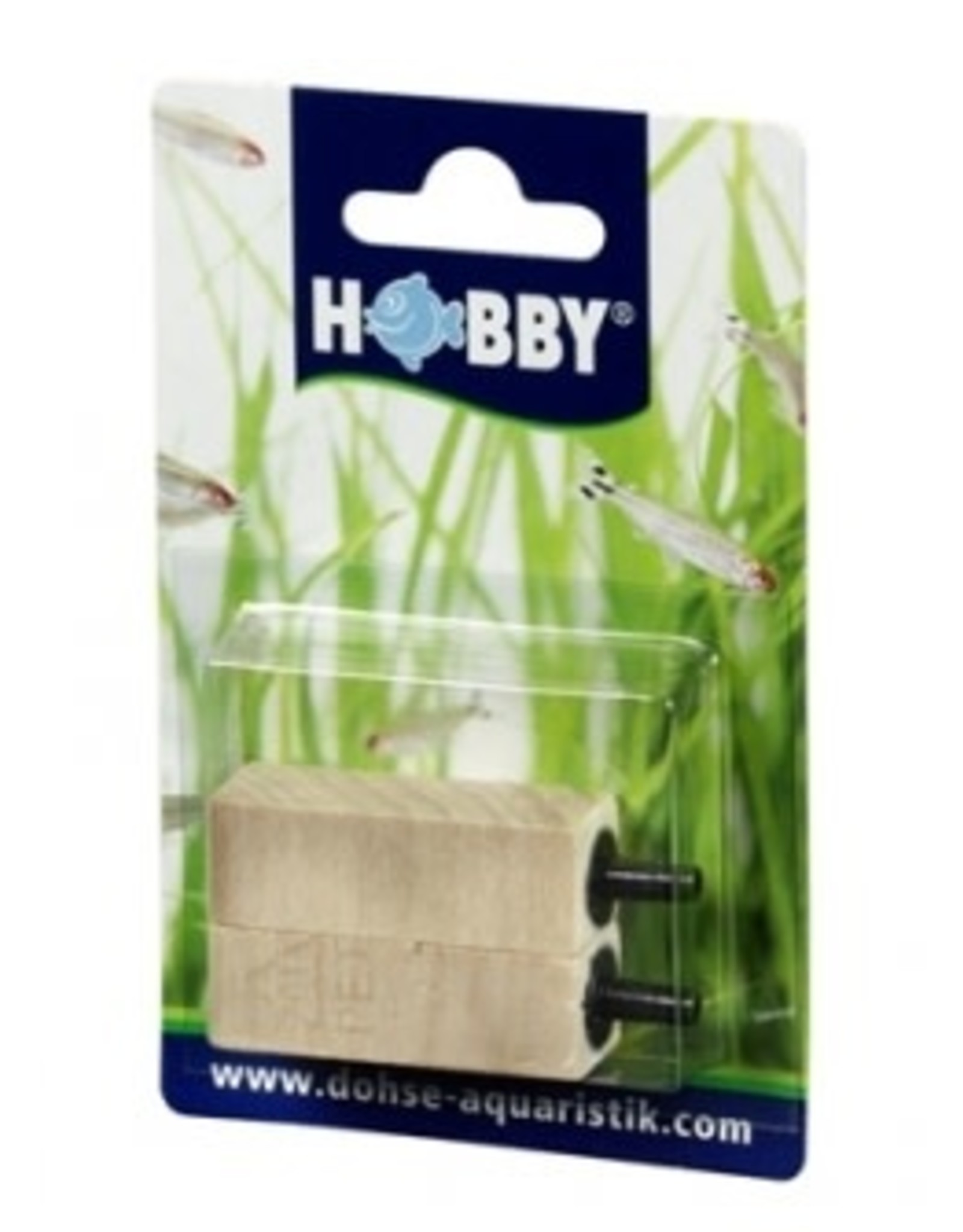 Hobby Diffuseur BOIS (2pc) 75x15x15mm