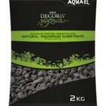 AquaEl Gravier BASALT 2-4mm 2kg AQUAEL