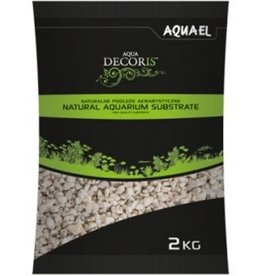 AquaEl Gravier DOLOMITE 2-4mm 2kg AQUAEL