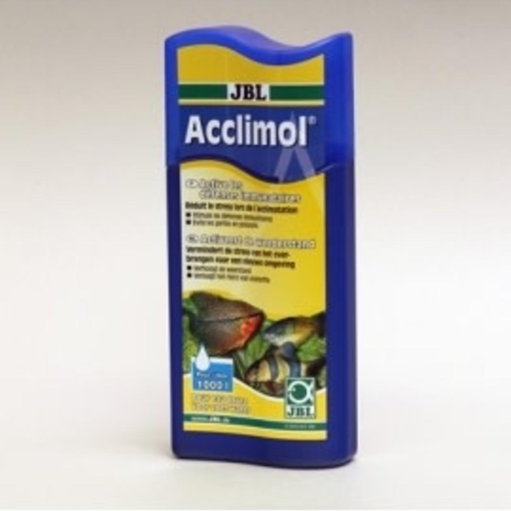 JBL ACCLIMOL - 50 ml - 100 ml - 250 ml