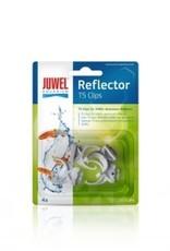 Juwel Clips T5 pour reflecteur Hiflex 4pcs JUWEL