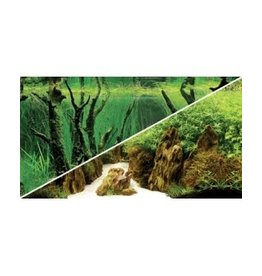 Hobby POSTER Green Secret / Wood Island