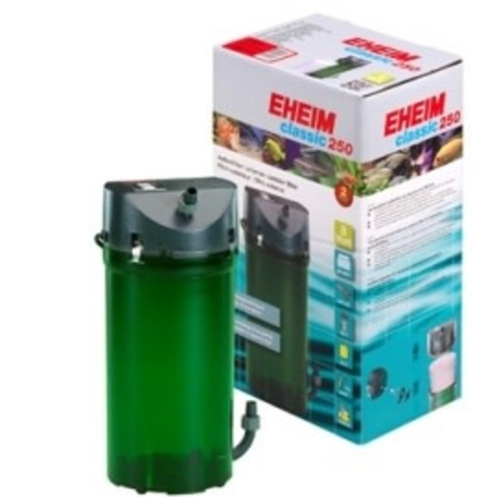 Eheim FILTRE CLASSIC 250 (2213) 440LH 250L