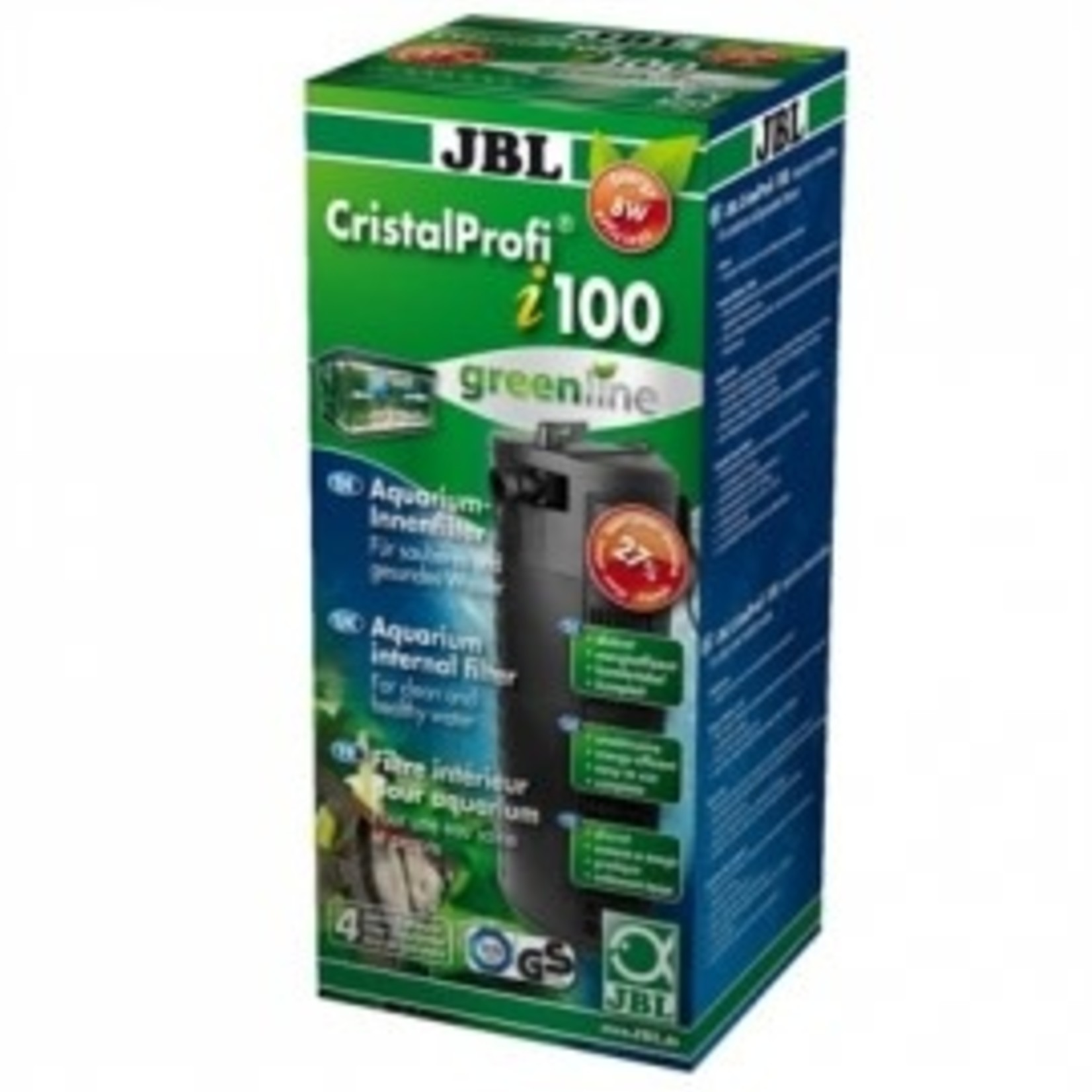 JBL FILTRE CristalProfi I greenline