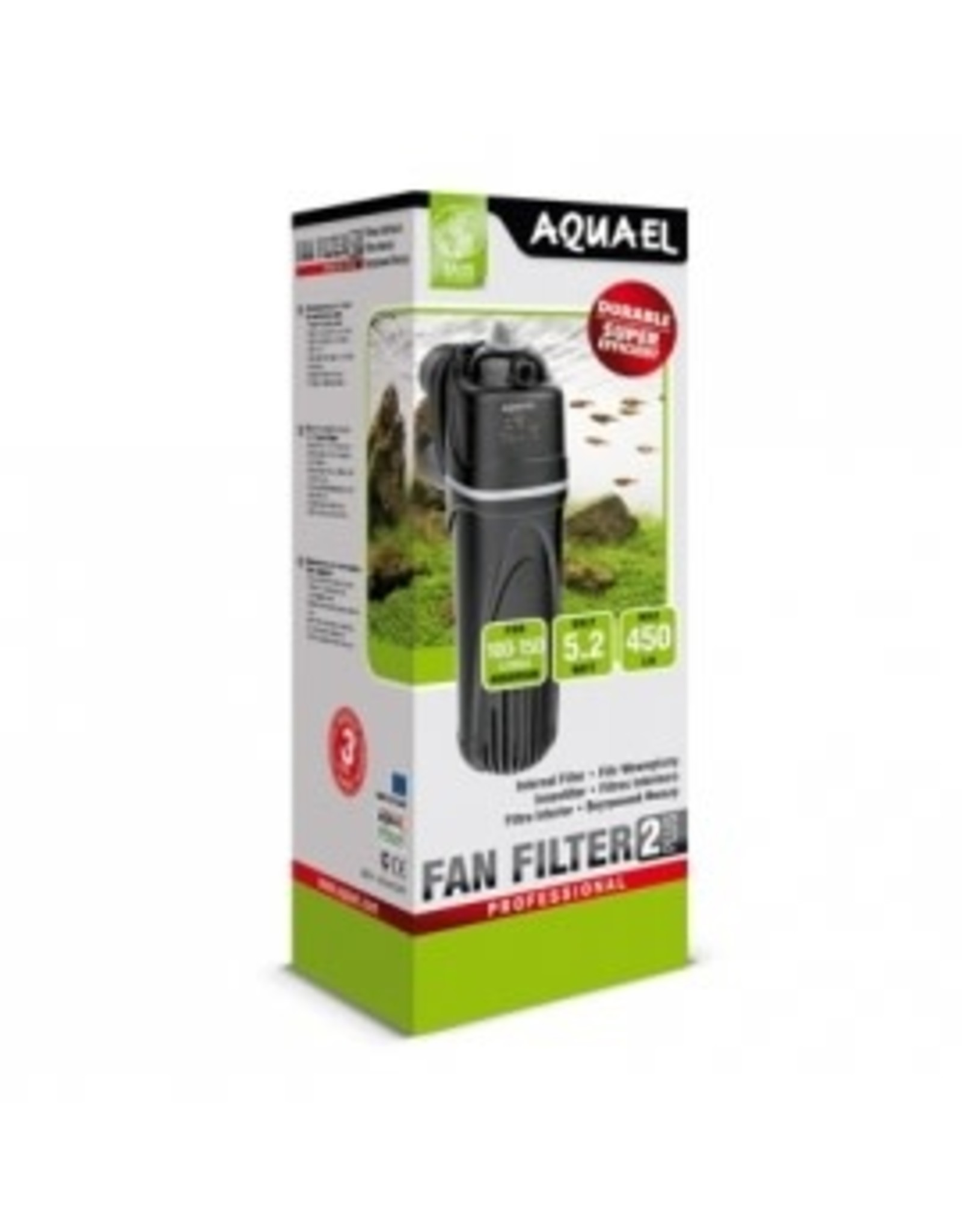AquaEl FILTRE FAN