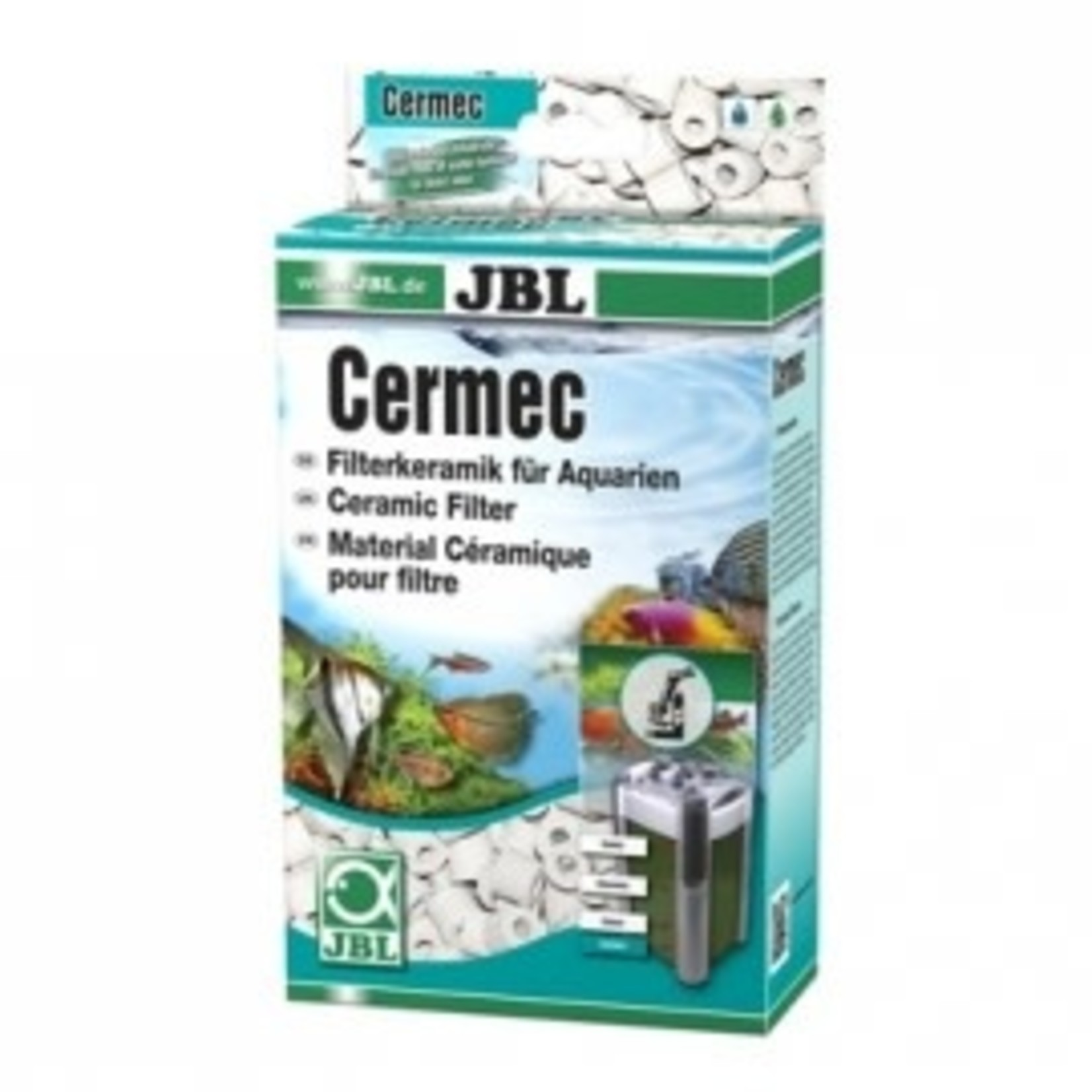 JBL CERMEC 1L 750gr