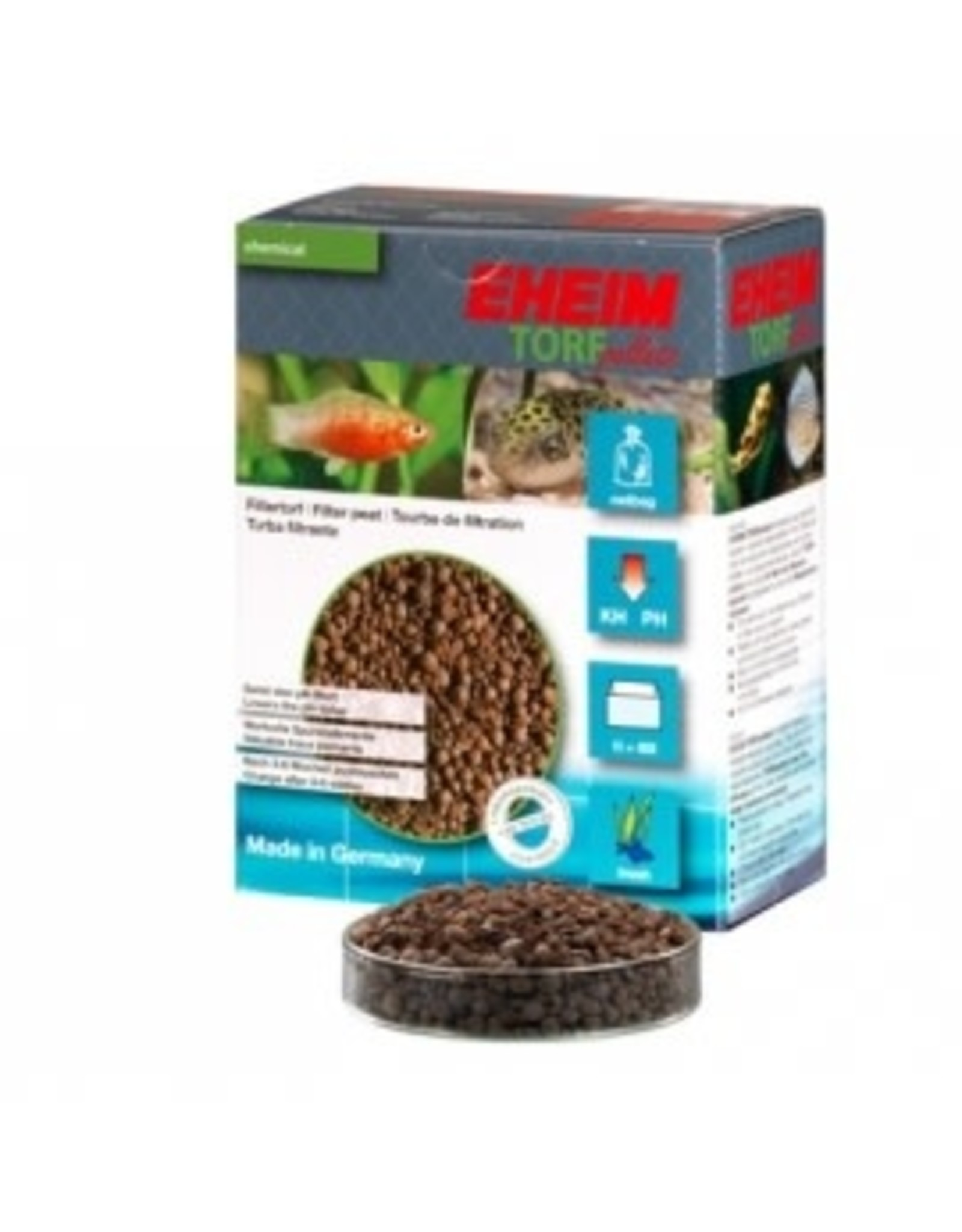 Eheim Tourbe - TORF PELLETS 1L avec filet
