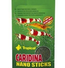 Tropical CARIDINA NANO STICKS 10grs