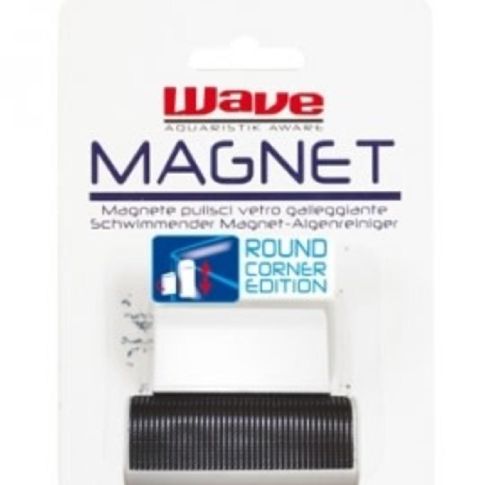 Wave/Amtra Drijvende MAGNEET voor hoek 6x5x3cm