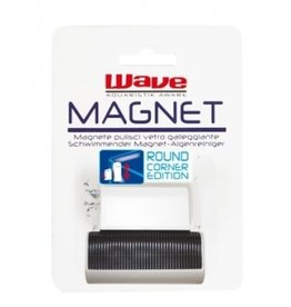 Wave/Amtra Ronde hoekmagneet