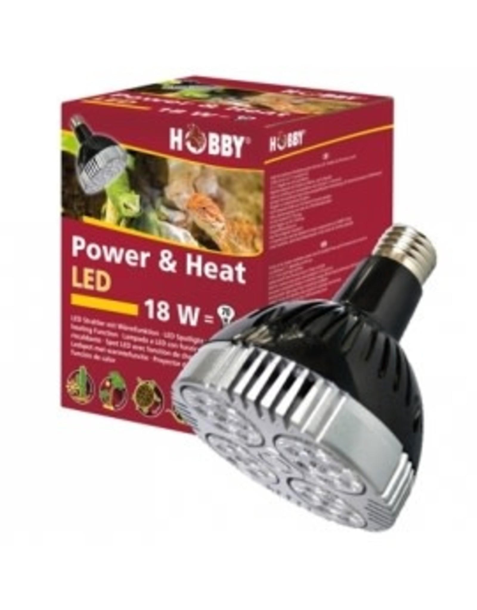 Hobby AMPOULE POWER & HEAT LED
