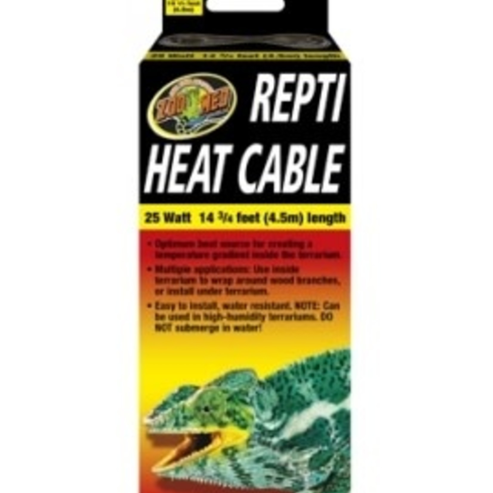 Zoomed CABLE CHAUFFANT REPTI HEAT