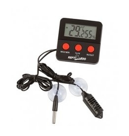 ReptiZoo Thermometre + Hygrometre digital avec sonde
