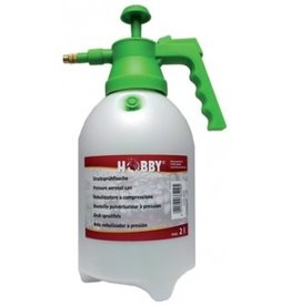 Hobby bouteille pulverisation sous pression 2L HOBBY