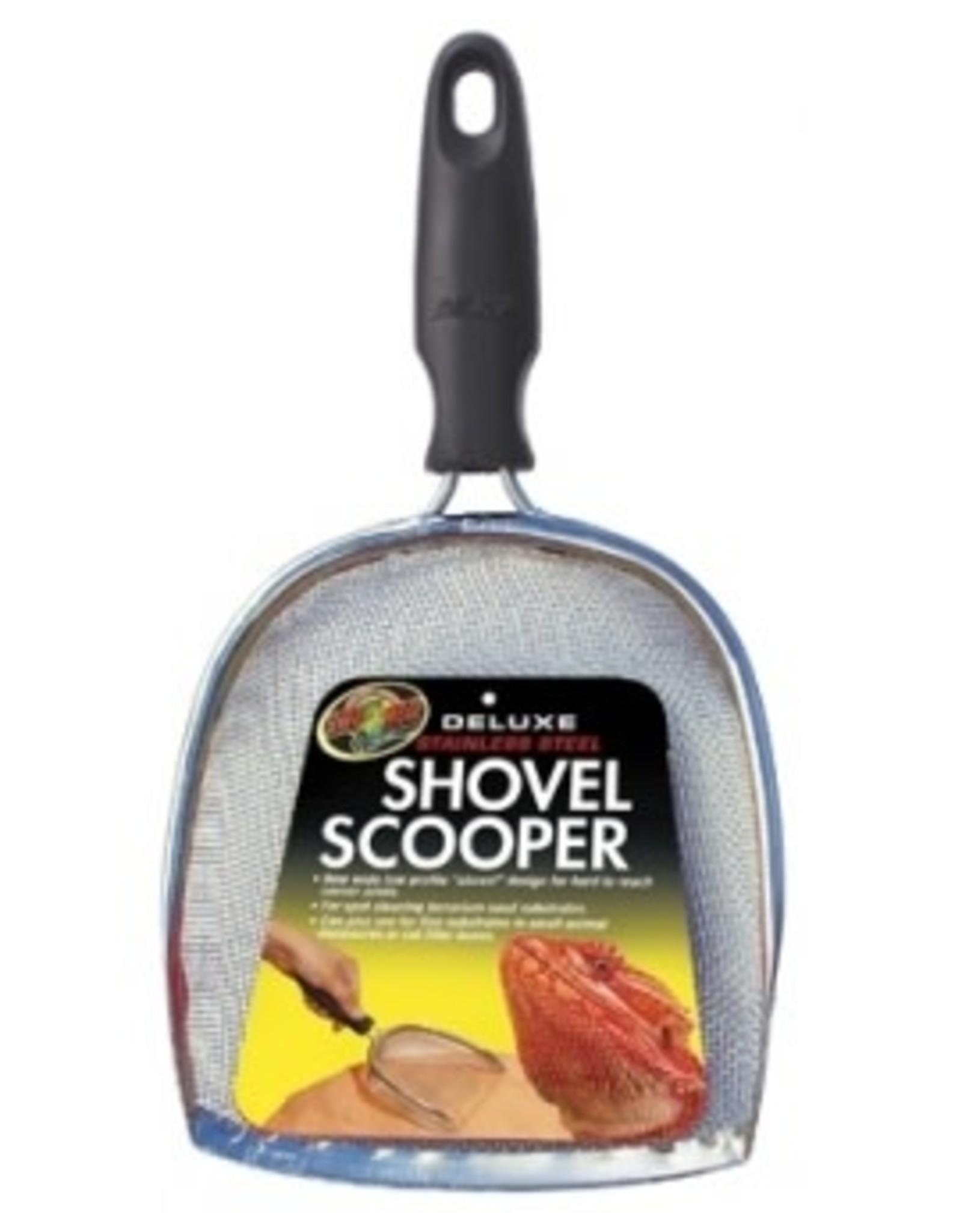 Zoomed DELUXE SHOVEL SCOOPER (pelle)