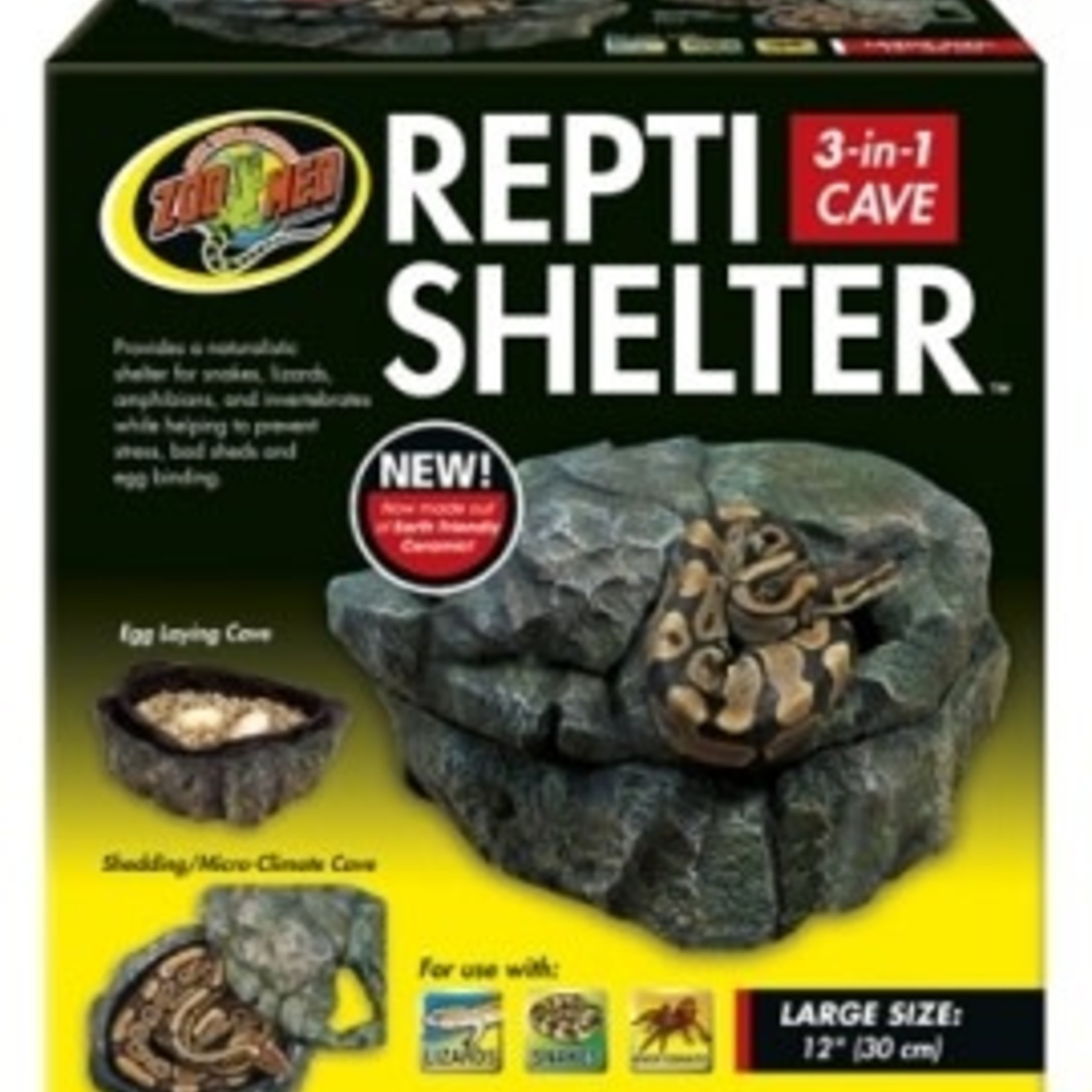 Zoomed GROTTE REPTI SHELTER