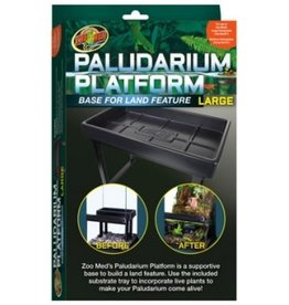 Zoomed PLATEFORME pour PALUDARIUM ZOOMED