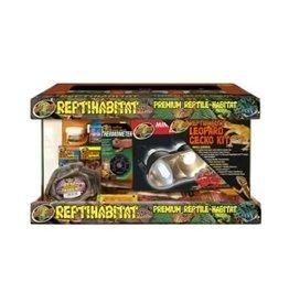 Zoomed ReptiHabitat kit Gecko 51x25x30cm Zoomed