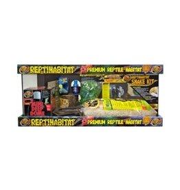 Zoomed ReptiHabitat kit Serpent 76x30x30cm Zoomed