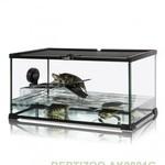 ReptiZoo Terrarium tortue Starter Kit + Terrase 50,8x30,5x25,4cm