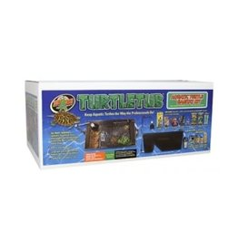 Zoomed Turtle TUB mare plastique