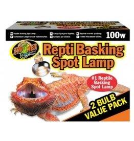 Zoomed LAMPE REPTI BASKING Pack 2pcs