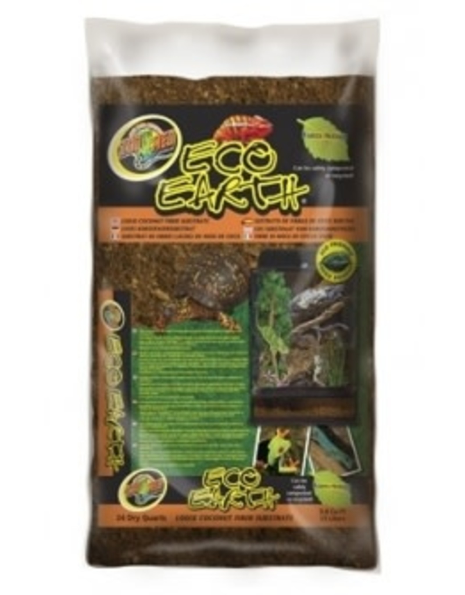 Zoomed Eco Earth Loose vrac Zoomed