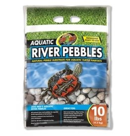 Zoomed TURTLE RIVER PEBBLES